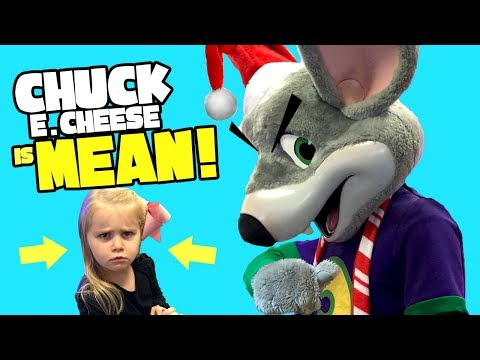 Download Youtube: Chuck E Cheese is Mean!! Kids Playing Arcade Games & Family Fun