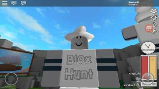 ROBLOX-Blox Hunt-Hide and seek!!!