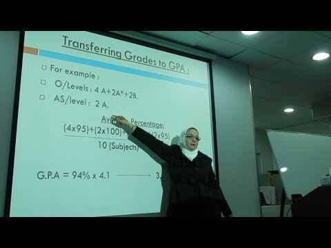 High school international diplomas ,Lecture by Eng Mai.M Kamal ,Part1