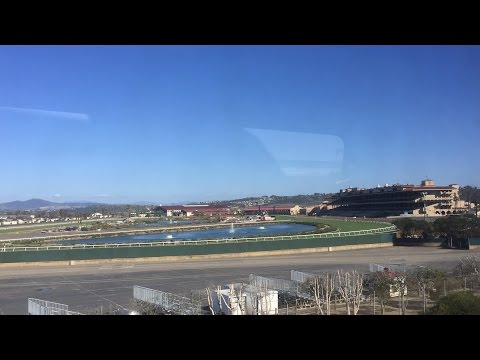 Coaster HD 60fps: Riding Trains 639/654 Between Sorrento Valley & Encinitas 3/8/16