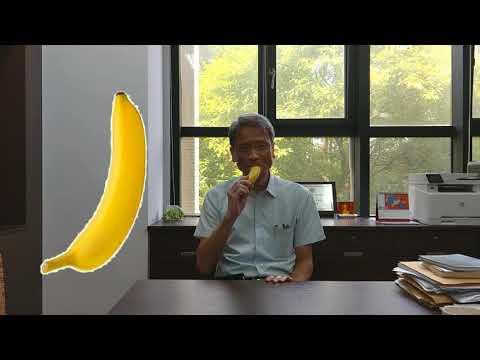 以核養綠公投連署活動_後製進階版的「香蕉挑戰」