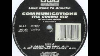 The Cosmo Kid - Eased The Pain