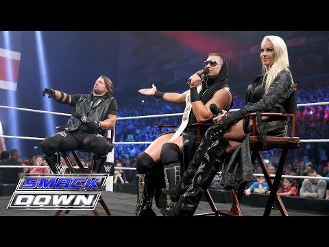 """Miz TV"" with special guest AJ Styles: SmackDown, April 21, 2016"