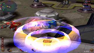 Future Cop: LAPD  -  Gameplay Sky Captain LV 1-10