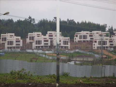 Ethiopia addis ababa construction project youtube for Sunshine construction
