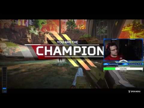 31 Kill Squad APEX LEGENDS CHAMPIONS | Apex Legends Battle Royale