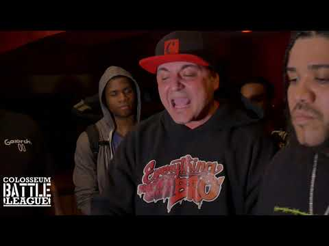 The Colosseum Battle League - Corey Joseph Vs Vic Hustle - Pain 3