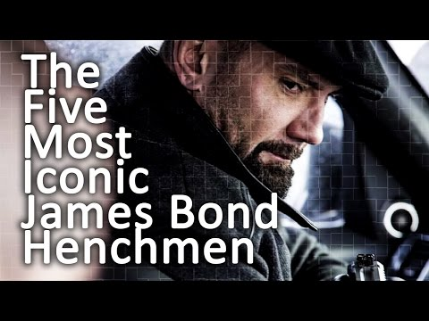The Five Most Iconic James Bond Henchmen