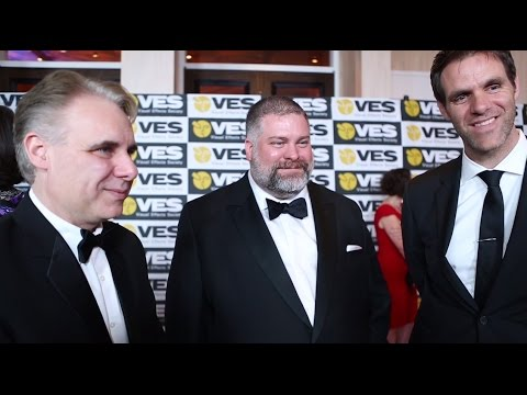 Director Dean DeBlois 'How to Train Your Dragon 3' Interview at VES Awards