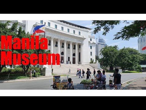 A DAY AT THE MANILA MUSEUMS COMPLEX