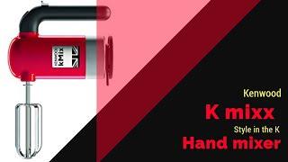Kenwood K mix hand mixer