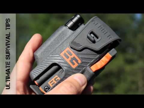 NEW - Gerber Bear Grylls Survival Tool Pack Review - Best Multi-Tool Flashlight & Fire Starter Kit?