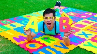 ABC Alphabet Phonics Song Nursery Rhymes for Kids #3