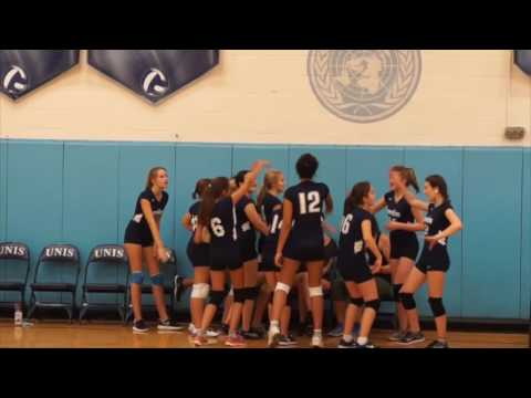 UNIS Middle School Volleyball