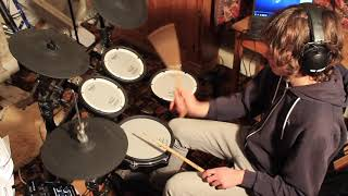 Barry White - You See The Trouble With Me (Drum Cover)