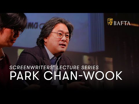 Oldboy & The Handmaiden Director Park Chanwook: Screenwriters Lecture
