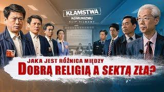 """Film chrześcijański """"Kłamstwa komunizmu"""" Klip filmowy (3) – Jaka jest różnica między dobrą religią a sektą zła?"""