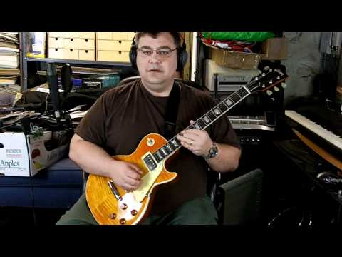 How to spot a fake Chinese Les Paul Standard