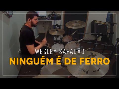 Ninguém é de ferro - Wesley Safadão Part. Marília Mendonça - DRUM BASS GUITAR -