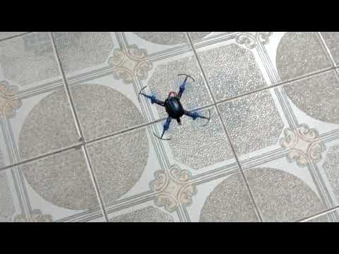 Blomiky jjrc  H48 Cheap drone flying test