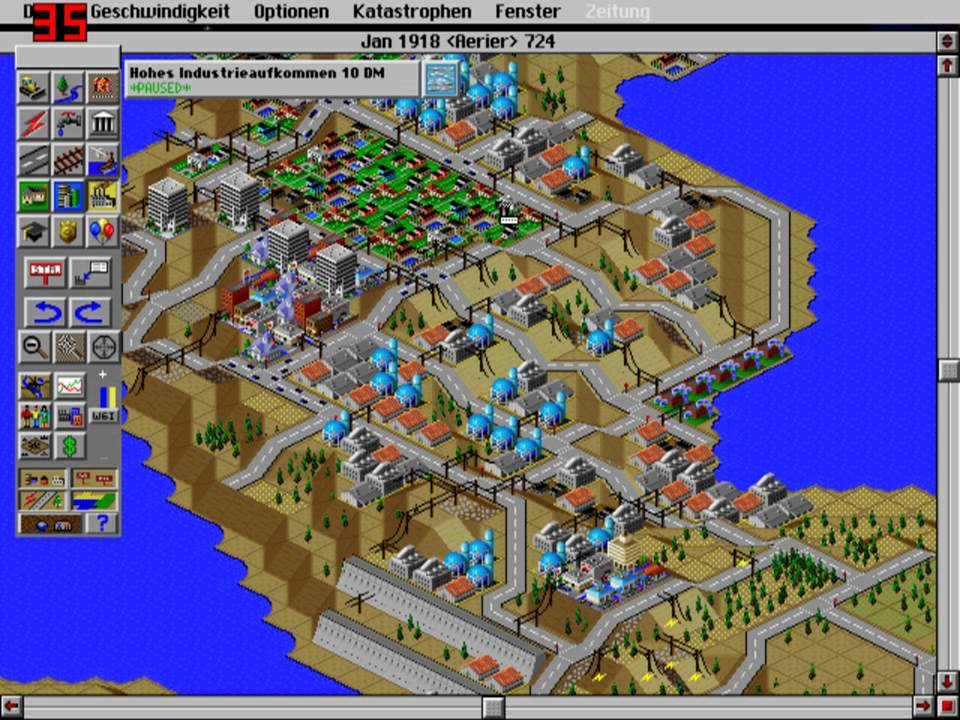 how to play sim city 2000 on windows 8
