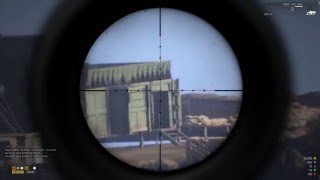 Arma 3 Sniper atışlarım