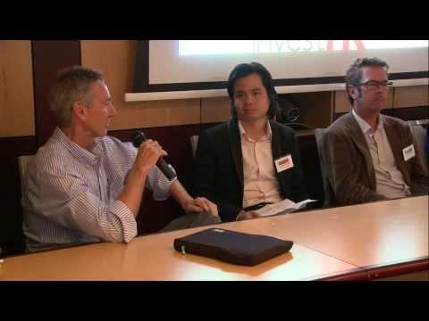 Startup Asia VC panel: Rebecca Fannin with Australia's leading dealmakers