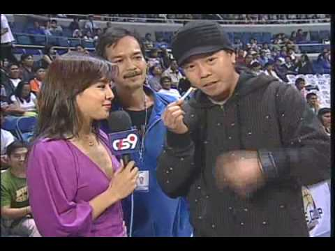 JEFFREY TAM international close up magician Visits the PBA at Halftime