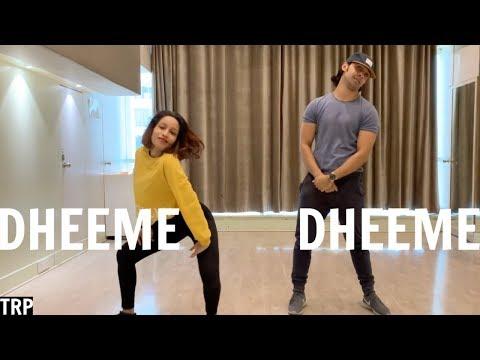 Dheeme Dheeme Dance Routine | Tony Kakkar, Neha Sharma | Anmol & Neha Choreography