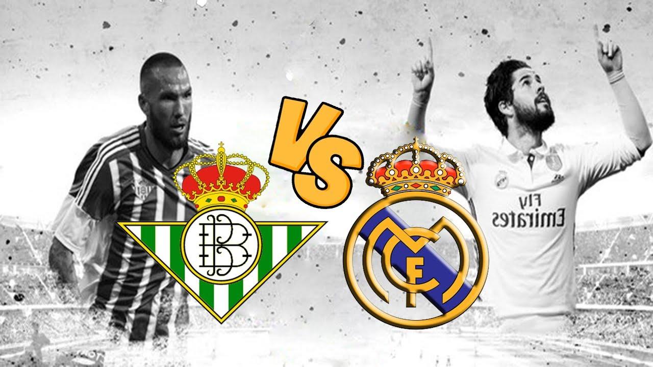 Прогноз на матч Бетис — Реал Мадрид (15.10.2016)