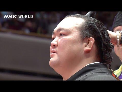 Yokozuna Kisenosato's Retirement