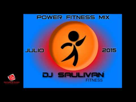 MUSICA PARA ZUMBA FITNESS POWER MIX – JULIO 2015-DJSAULIVAN