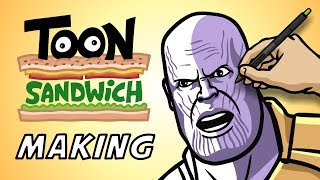 Sandwich Making (SUPER-VILLAIN-BOWL!)