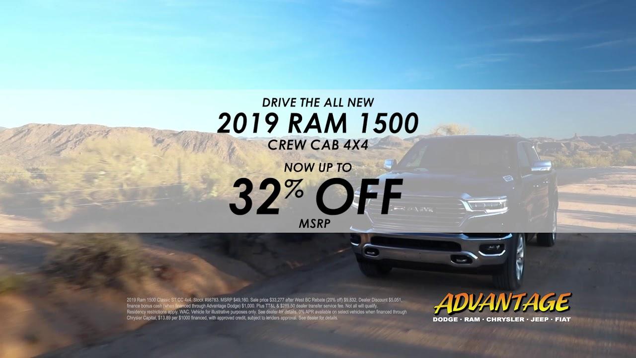 Advantage Dodge-Chry-Jeep | Farmington, NM | New & Used Car