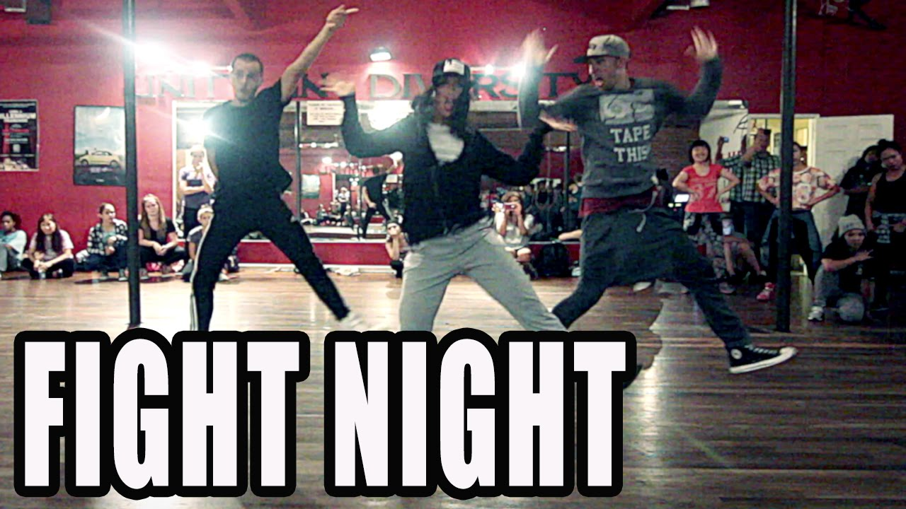 FIGHT NIGHT - Migos Dance Video (@MigosATL) | Choreography by @MattSteffanina & @DanaAlexaNY
