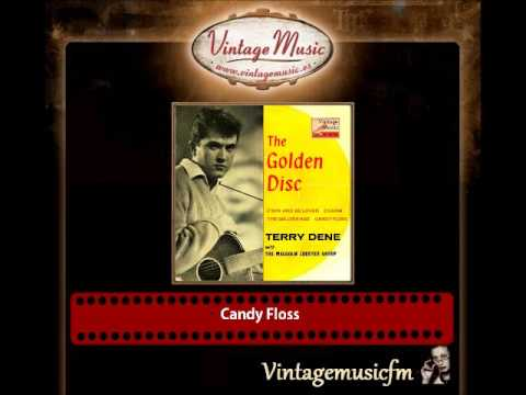 Terry Dene – Candy Floss (The Golden Disc)
