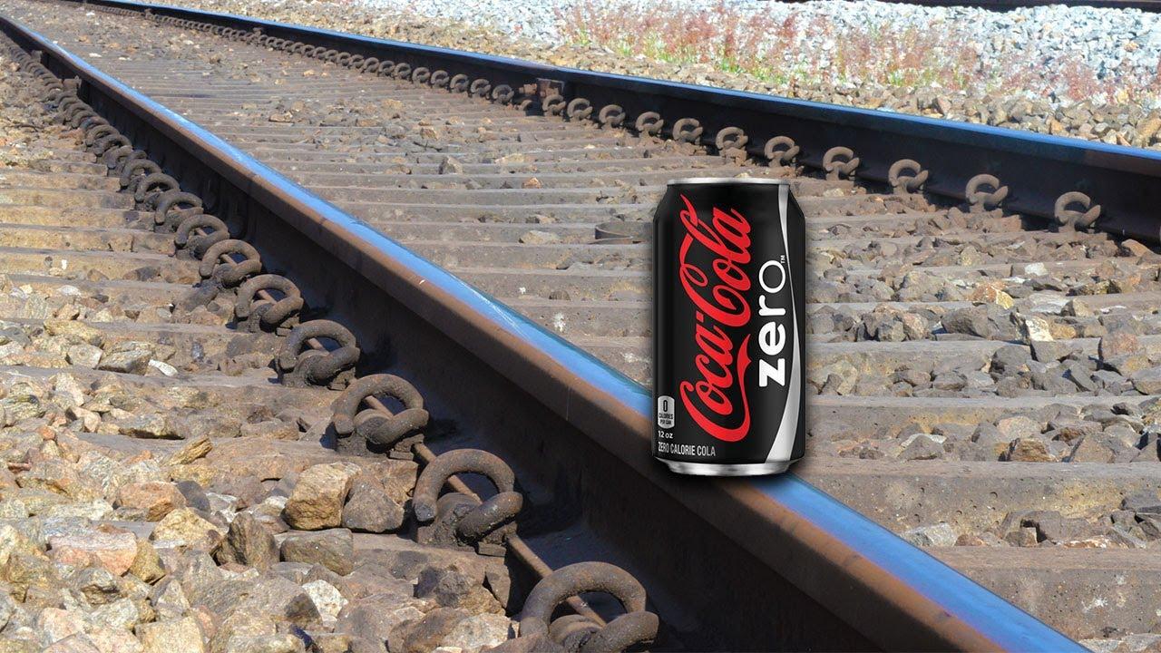 Train Vs Zero Coke Test