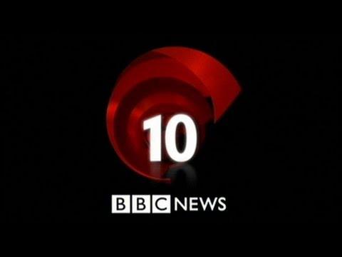 BBC News at 10 - 18th April 2008