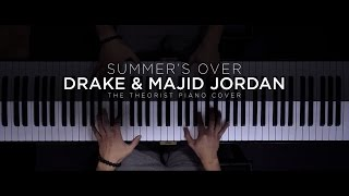 Download Drake & Majid Jordan - Summer's Over Interlude | The Theorist Piano Cover MP3 song and Music Video