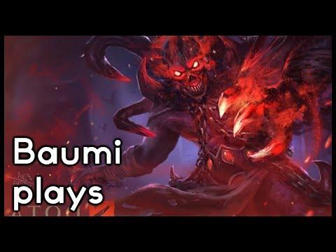 Dota 2 | THE DEMON MID!! | Baumi plays Shadow Demon