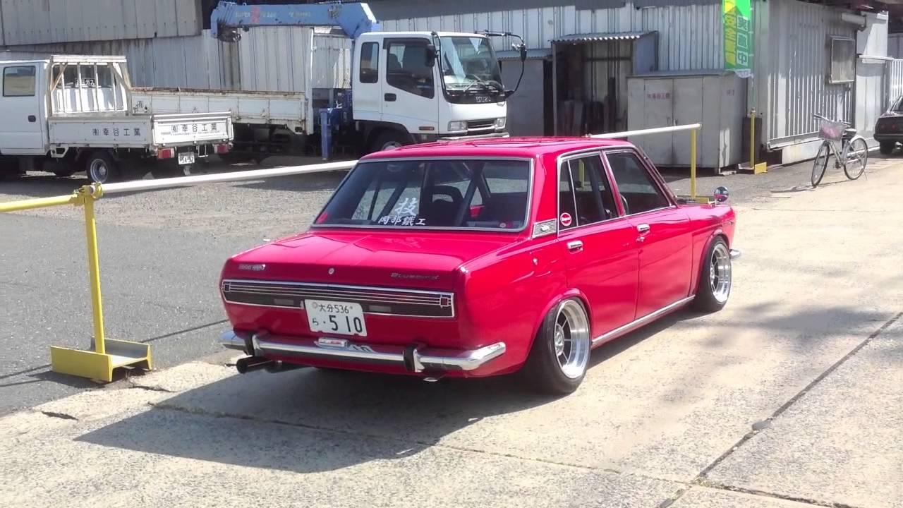 Datsun 510 For Sale >> Revisiting the Red Datsun Bluebird SSS [Datsun 510] - YouTube