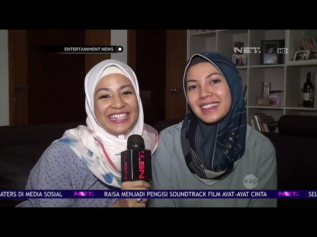 Intip Keseruan Natasha Rizky dan Ratna Galih Lakukan Perawatan Wajah Di Rumah