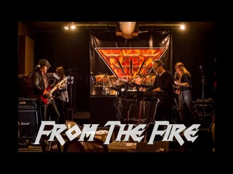 From The Fire LIVE INTERVIEW on Radio Memphis 12-26-15