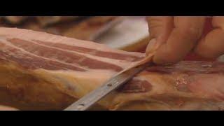 Made in Aragón 23 - Jamón. Cómo se hace el jamón de Aragón.