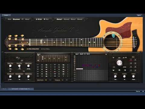 steinberg virtual guitarist 2 demo doovi. Black Bedroom Furniture Sets. Home Design Ideas
