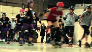 Wasatch Roller Derby: Black Diamond Divas vs. The Hot Wheelers