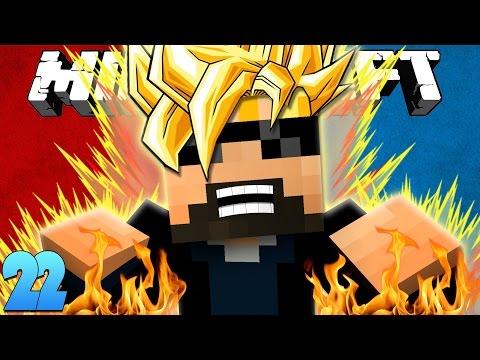 Minecraft Factions   SUPER SAIYAN!! [22]