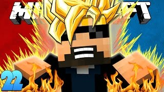 Minecraft Factions | SUPER SAIYAN!! [22]