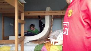 Bunkbed Fail