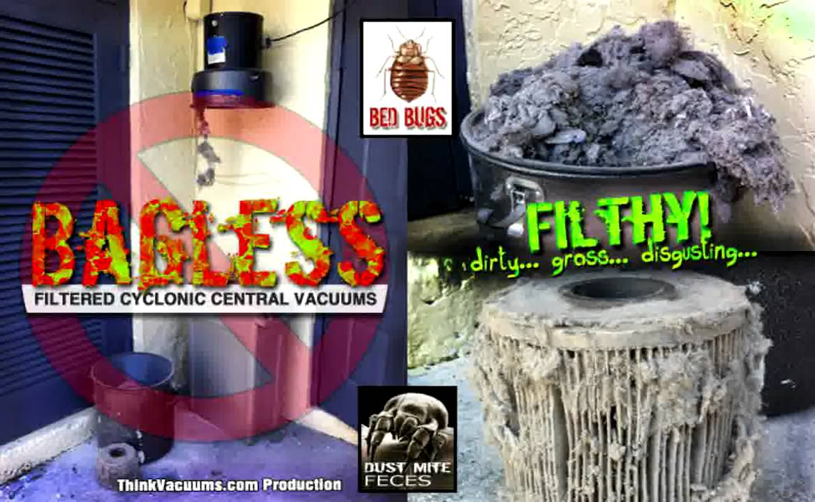 Bag Vs Bagless Central Vacuum Systems